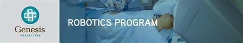 genesis urology san diego da vinci prostatectomy genesis robotics program san diego