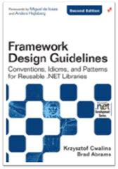 msdn layout guidelines framework design guidelines overriding object tostring