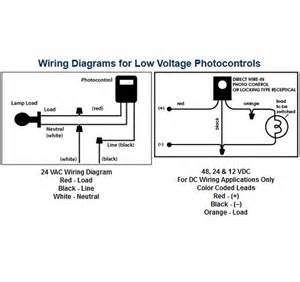 low voltage photocell wiring diagram low free engine image for user manual