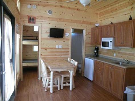 Cing Cabin Bunk Beds Picture Of Wellington Koa Bunk Beds Wellington
