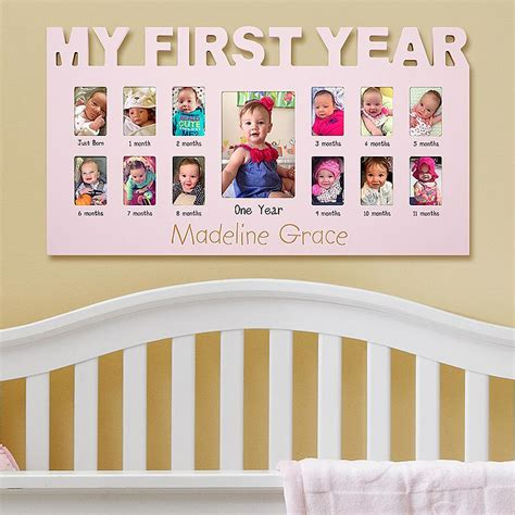 welcome home baby girl party ideas 2 wall decal personalized 1st birthday gifts for babies at personal