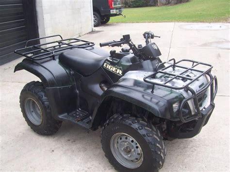 suzuki eiger 400 4x4 motorcycles for sale