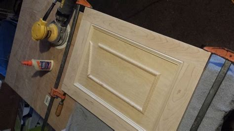 Warped Kitchen Cabinet Doors How To Build Kitchen Cabinets 15 Steps With Pictures Wikihow