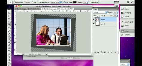 tutorial crop photoshop cs5 how to rotate and crop a digital photo in adobe photoshop