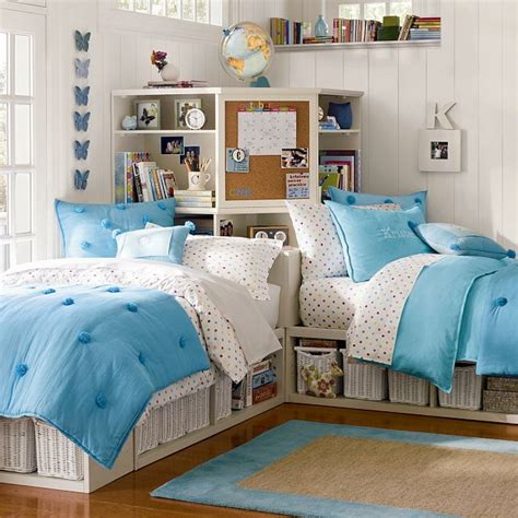 pottery barn teen bedroom the boo and the boy sharing kids rooms part 5