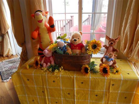 kristen and erik winnie the pooh baby shower