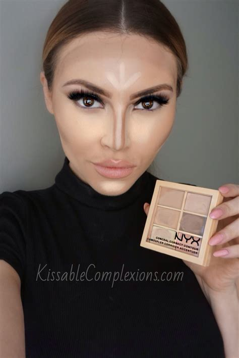 Makeup Nyx contour for less nyx cosmetics doll me up