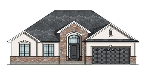 home design plans canada house plans garage plans for all of ontario and canada