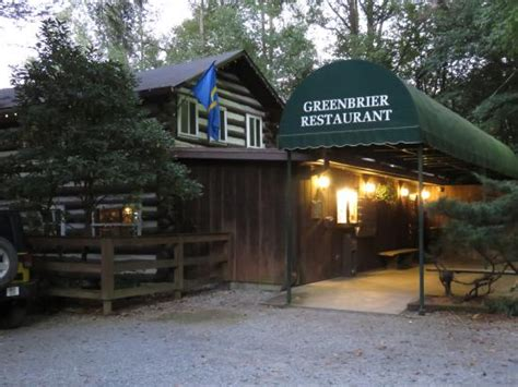 Greenbrier Cabin Gatlinburg Tn by Greenbrier Restaurant The Smoky Mountains Are Calling