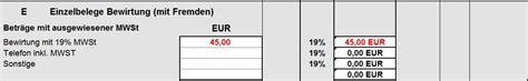 Muster Einladung Geschäftsessen Reisekostenabrechnung Per Formular Mit Ausf 252 Llhilfe