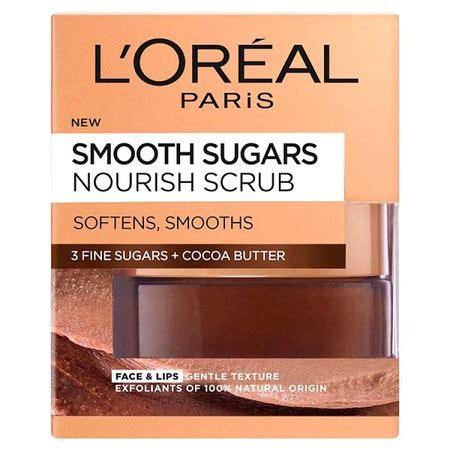 buy l or 233 al l oreal smooth sugar nourish cocoa