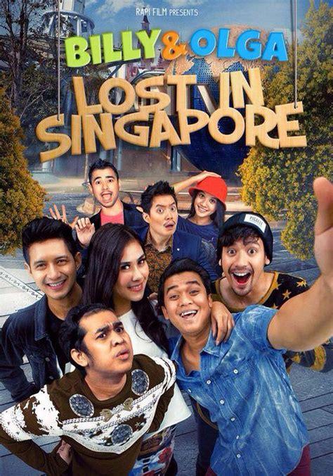 film komedi olga syahputra olga billy lost in singapore film terakhir olga