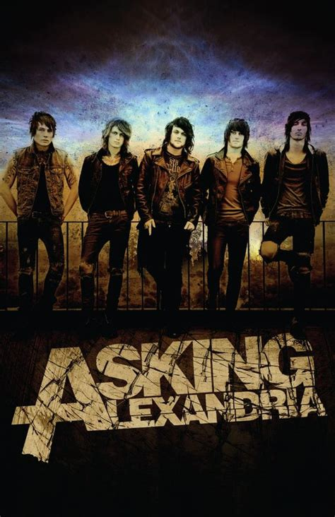 Trucker Alexandria Asking Alexandria 3 asking alexandria