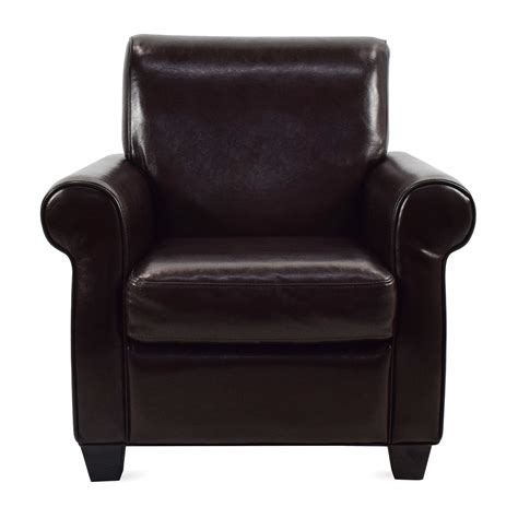 dark brown leather desk chair 65 off door store door store dark brown leather