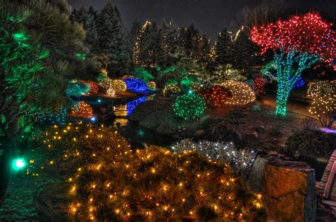 Denver Botanic Gardens Lights Best Denver Botanic Gardens Lights Denver Botanic Gardens Of Light Digital Tom Tobiassen