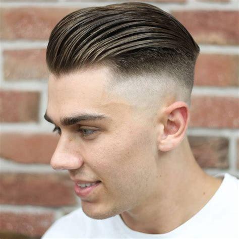 can anyone have slick back hair slicked back haircut men s haircuts