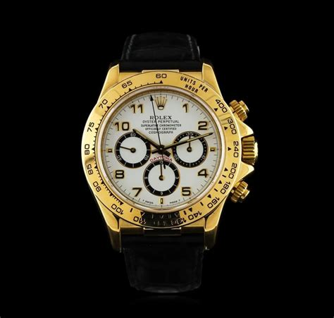 auction rolex daytona gold watches seized assets
