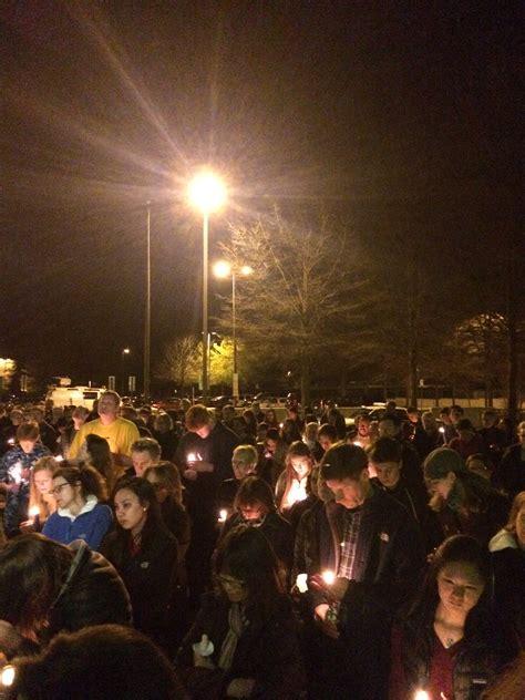Vigil Held For Hudsons Slain Family Members by Tearful Vigil Held For 3 Family Members Killed In Md