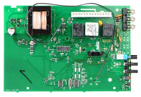 Circuit Board Garage Door Circuit Board Volume Door by Overhead Door Legacy Opener Circuit Board 20380r 34514t