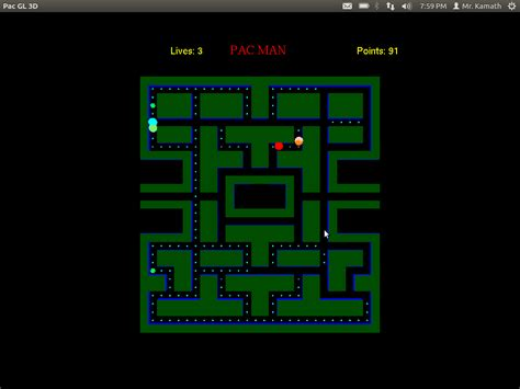 pacman code graphics and programming in opengl pacman and