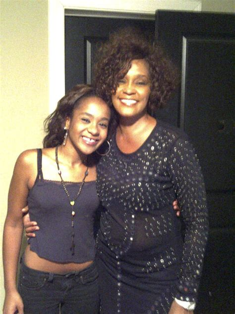 whitney houstons daughter bobbi kristina was rushed to aisha reports indicate whitney houston s daughter