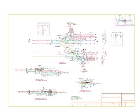 layout jaringan irigasi june 2014 rancang griya
