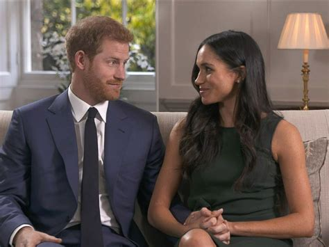 prince harry and meghan royal wedding details revealed prince harry and meghan