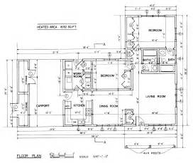 ranch style floor plan wood shop free access woodworking bat house plans