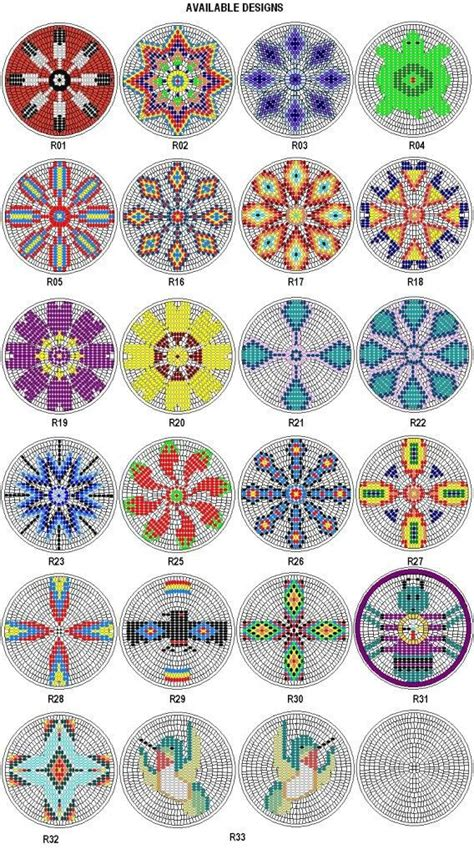 different bead designs 25 best ideas about beading patterns free on