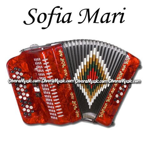Sofia Delux Xylophone sofia mari button accordion olvera
