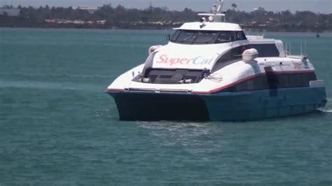 fast boat cebu to bohol philippines super cat ferry to bohol youtube
