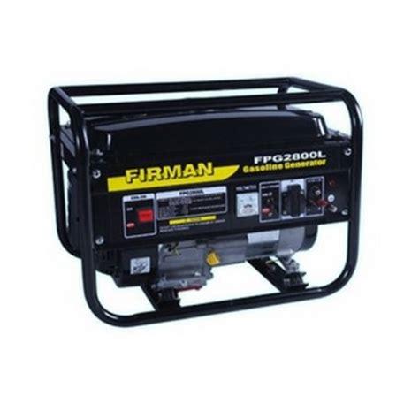 Harga Genset Merk Yamaha harga jual firman fpg2800l genset 2kva 2000 watt