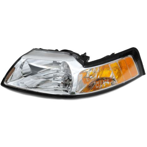 headlights for 2000 mustang 1999 2000 mustang headlight assembly w lh