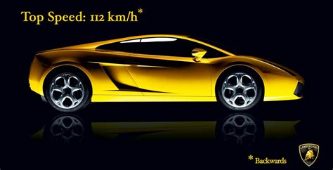 lamborghini ads lamborghini quot lamborghini top speed quot print ad by miami ad