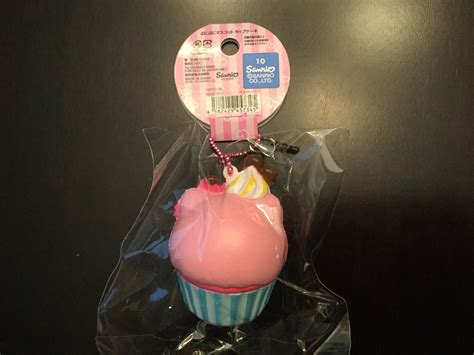 Squishy Hello Cafe Cup Original sanrio hello cupcake c 183 kawaii dango 183 store