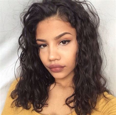 curling hair towards face 1000 ideas about curly crop on pinterest short curly