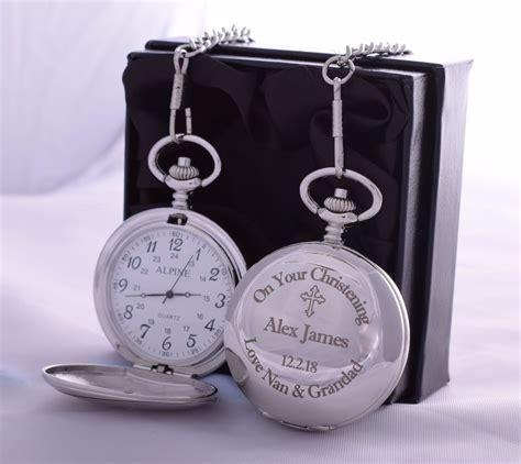 godson gifts personalised pocket silk gift box for christening