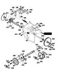 snowblower auger repair snowblower free engine image for user manual