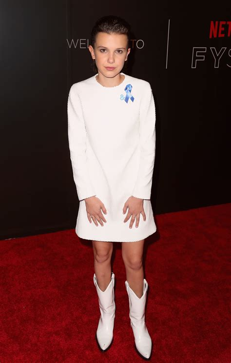 Dres Boboy millie bobby brown was named worst dressed for the most