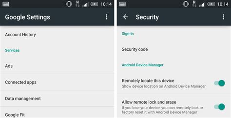 android device manager history how to find my phone track a lost android iphone or windows phone pc advisor
