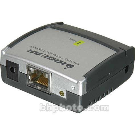 multi port usb print server iogear multi function usb print server 1 port gmfpsu01 b h