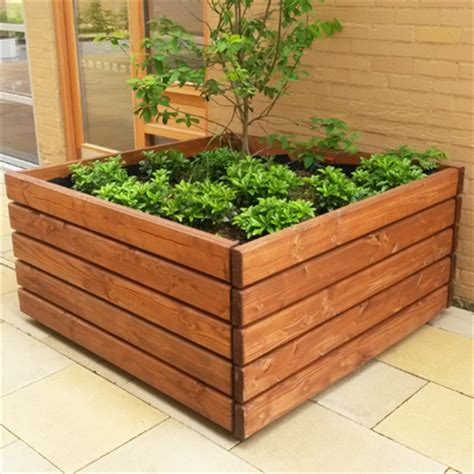 Planters Resource by Furniture For Leicester Uni