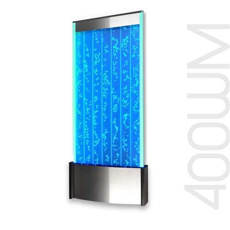 led light bubble wall custom engraved wall mount led bubble wall indoor fountain