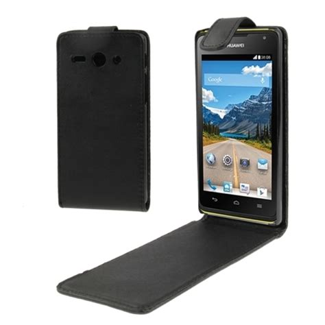 Huawei Y530 C8813 Mirror Screen Protector vertical flip leather for huawei ascend y530 c8813 black alex nld