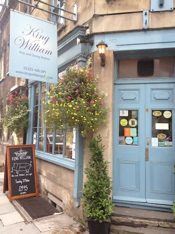 pubs with rooms bath the king william pub and dining rooms bath food ponce the official alistair barrie