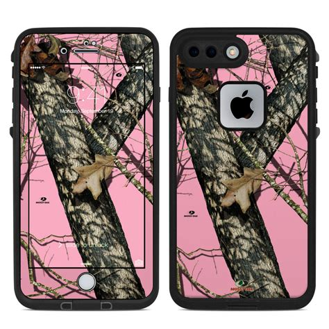 lifeproof iphone   fre case skin break  pink