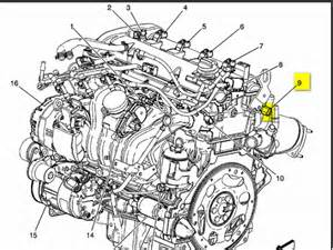 pontiac 2 4 engine diagram senser