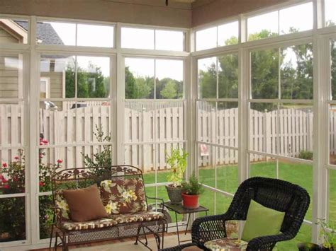 diy sunroom and porch enclosure kits youtube