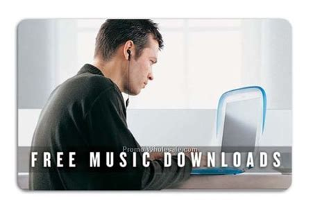 Emusic Gift Card - emusic prepaid music download card 3 songs wholesale china