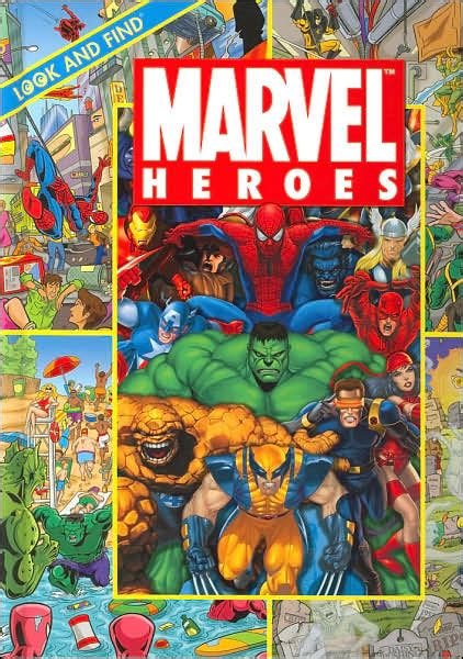 libro hero homecoming hardcover marvel heroes look find by art mawhinney caleb burroughs hardcover barnes noble 174